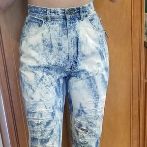 The Vintage Twin Reworked Jeans Size 25/26